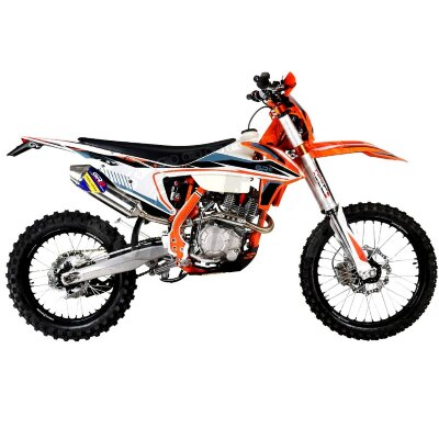 Мотоцикл GR 8 F250A (4T) Enduro OPTIMUM